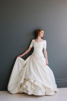 LDS Wedding In Mesa Arizona 4 Dress See More Traje Novia