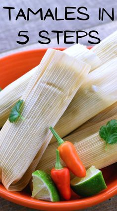 There are only 5 easy steps to making tamales. Learn to make any tamales from your favorite traditional tamales to something more unique. Embrace your fear and eat up! Vegan Side Dishes, Vegetable Side Dishes, Wrap Recipes, Side Recipes, Healthy Potato Recipes, Healthy Food, Best Mexican Recipes, Ethnic Recipes, Mexican Food Dishes