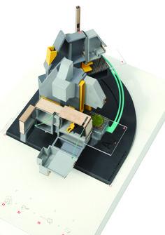 Better Building - Emma Carter, Unit Bartlett School of Architecture Bartlett School Of Architecture, Architecture Mapping, Architecture Drawings, Contemporary Architecture, Interior Architecture, Architecture Models, Site Model, Arch Model, Technical Drawing