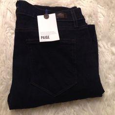 Paige jeans verdugo ultra skinny Paige jeans verdugo ultra skinny BRIENNE new with tags from Nordstrom retail: $199.00 INSEAM: 27 1/2 Paige Jeans Jeans Skinny