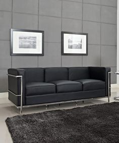 Curl up with a good book or relax while watching TV on this comfy sofa. The solid construction and unique design will make this piece a favorite in the household for many years to come.