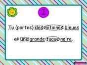 phrase français tni tbi