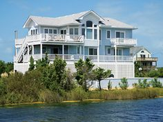 Outer Banks Rentals Sound Side,Captain's Belle,Avon NC cape hatteras