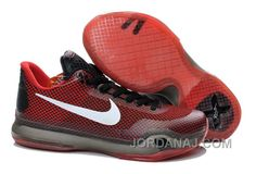 f28230c3ad37 2015 Nike Zoom Kobe X (10) EM XDR men basketball shoes red black white