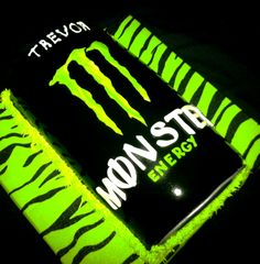 I love monsters