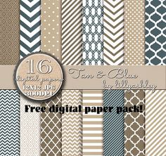 Free Download Scrapbook paper