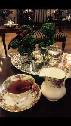 Tea is always good idea