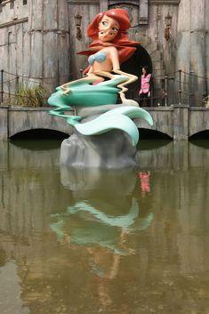 A Look Inside Banksy's 'Dismaland,' The Bleakest Amusement Park Ever
