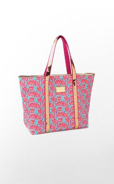 um, this is too cute - Lilly Pulitzer Sparkle Tote