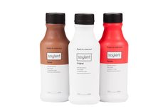 Soylent, a producer of healthy, functional beverages, has announced the latest flavors in its line of nutritious ready-to-drink products: Cacao and Nectar. The new flavors come in bottles that follow the original minimalistic design that Soylent is known for.