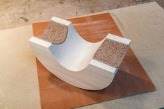 How to make a guitar neck rest on the table saw