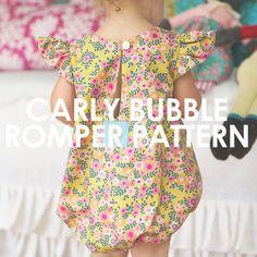 Carly Bubble Romper