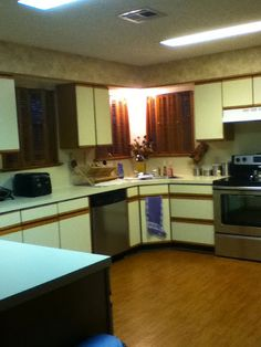 Refinishing Laminate Cabinets | Barb Brown | Pinterest | Laminate Cabinets,  Kitchens And Woodwork