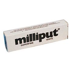 Superfine Grain Milliput, 4 oz.