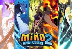 Mino Monsters 2 Evolution Hack Android iOS Unlimited Gems Coins No Surveys