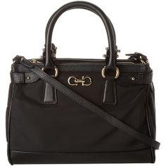 Salvatore Ferragamo - Batik (Nero) - Bags and Luggage - product - Product Review
