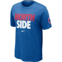 8cebf83d2 Chicago Cubs North Side Royal Local T-Shirt  27.95  Chicago Cubs Chicago  Souvenirs