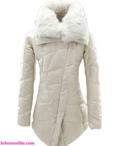 c7b90680a528 Moncler Lontre Down Jacket Women in White