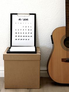 Free printable calendar for October 2015 | Mono Online Shop