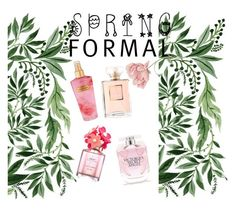"""""""Kamilla's parfum collection"""" by szobota-kamilla on Polyvore featuring beauty, Victoria's Secret and Marc Jacobs"""