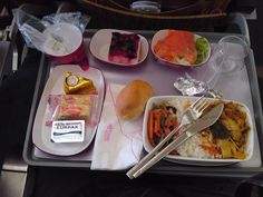 Mile-High Meals: The Science Of Airline Food