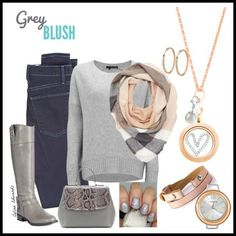 Ohh, I love this outfit! Would you wear this? Yay or Nay? #fashionfriday