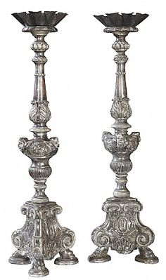 Cercino Candlesticks by @ebanistacollect
