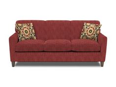 Shop for Craftmaster Three Cushion Sofa, 786450, and other Living Room Sofas at CraftMaster in Hiddenite, NC. Fresh design and modern details are the way to your heart if you love urban life.  This sofa features a unique wedge arm, sleek tailoring, a plush tight back, and unique window-pane legs.