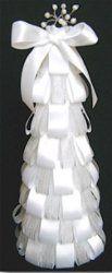 Ribbon Christmas Tree | AllFreeChristmasCrafts.com