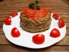 Papeton d'aubergine (végétalien, vegan) — France végétalienne