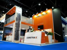 CORETRAX Stand By Focusdirect At ADIPEC Exhibitions 2016
