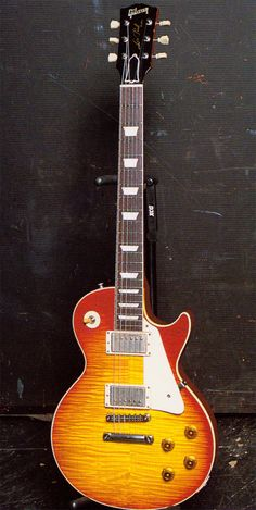 Mark Knopfler   '59 Gibson Les Paul Standard.