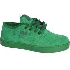 80a022cd036a4 Tênis Hocks La Calle 1201 - Verde - Camisa