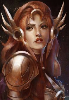 This is Art - Leona League of legends