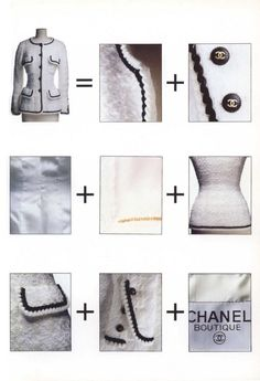 """секреты жакета """"Шанель"""" в мастер классах."""