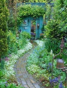 All Things Shabby and Beautiful, Search results for: garden