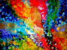 ZING by Emma Campbell on ArtClick.ie Abstract Contemporary Art