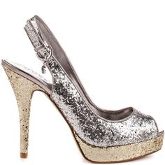 Pallavily - Silver Multi Fabric Guess Footwear $59.99