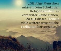 Quentin L. Cook zum Thema Religionsfreiheit.