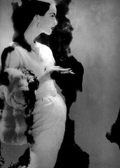Anne St Marie 1959  Lillian Bassman