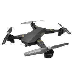 VISUO XS809C With 2MP Wide Angle HD Camera High Hold Mode Foldable Arm RC Quadcopter RTF