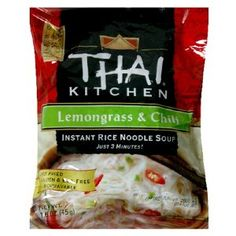 "Easy way to do pho and u can double and triple it. Cook a bag of ""thai ..."
