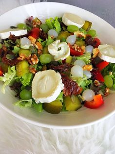 Cobb Salad, Good Food, Lunch, Health, Recipes, Diners, Plate, Restaurants, Dishes
