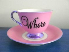 I'd totally sip from that! ~His lili…