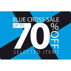 Debenhams Blue Cross Sale at The curves & Starhill KL