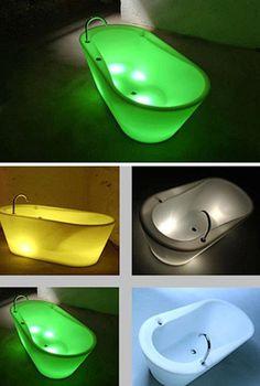 ванны с подсветкой - Поиск в Google