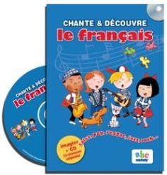 Livre-CD pour initier les enfants au français ! Prix : 16€ sur www.linguatoys.com