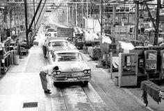 59 Chrysler --  final car assembly