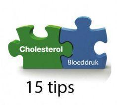 hoge bloeddruk en hoog cholesterol