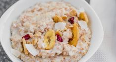 co na ranajky Cereal, Oatmeal, Breakfast, Fitness, Food, The Oatmeal, Morning Coffee, Rolled Oats, Essen